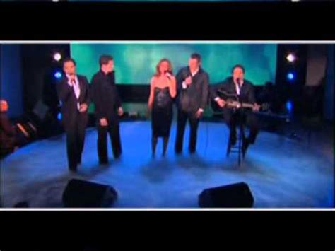 Hallelujah Canadian Tenors and Celine Dion - YouTube