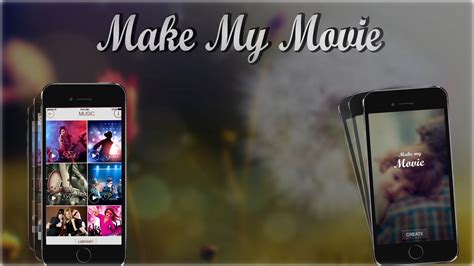 MakeMyMovie- Free Movie Maker App to Create Photo
