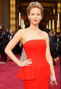Jennifer Lawrence : Taille, poids et mensurations - Taille