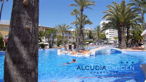 Alcudia Garden *** Palm & Beach Garden - YouTube