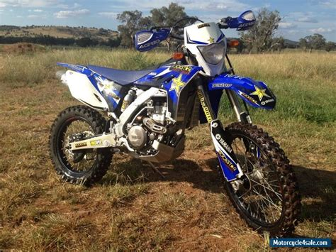 Yamaha WR450F for Sale in Australia
