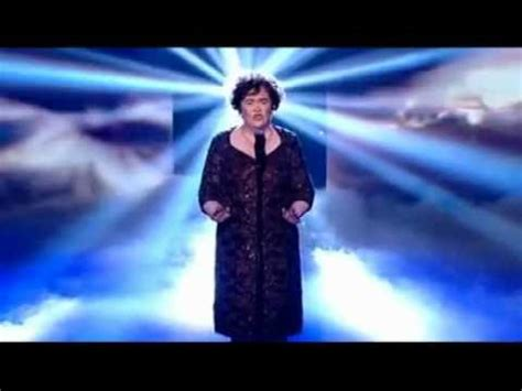 Don't Dream It's Over — Susan Boyle | Last
