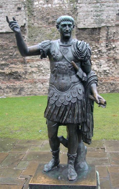 Statue of Trajan, Tower Hill - Wikiwand