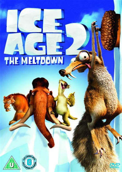 Ice Age 2: The Meltdown DVD - Zavvi UK