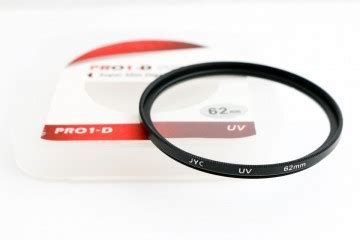 Filtru UV Jyc Pro1-D Super slim 62mm Sticla optica