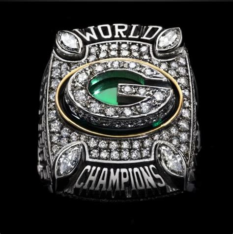 Super Bowl Rings in Fashion News: NFL: 15 pieces of the