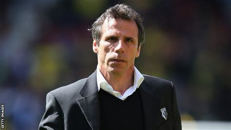 BBC Sport - Watford boss Gianfranco Zola ready to make