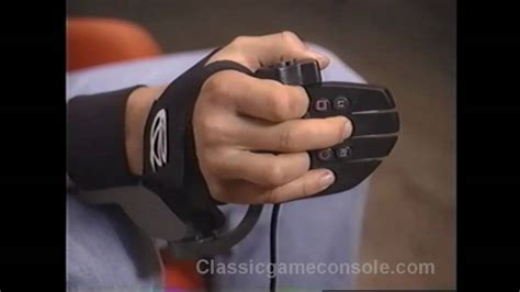 The Glove PS1 PS 1 One Handed Video Game Controller
