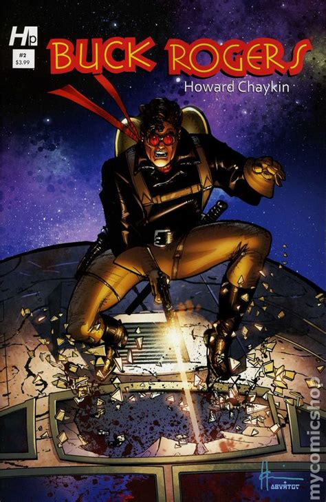 Buck Rogers in the 25th Century (2013 Hermes Press) comic