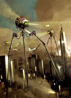 22 Best War Of The Worlds Illustrations images | War, The