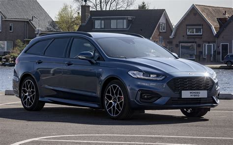 2019 Ford Mondeo Hybrid Turnier ST-Line - Wallpapers and