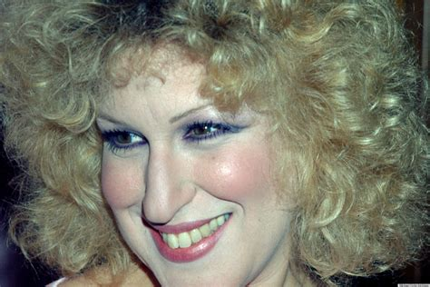 Bette Midler Style Evolution: From Blue Eyeshadow To Blue