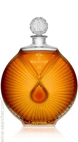 The Macallan Lalique VI 65 Year Old Single Mal