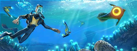 Subnautica for PS4 and Xbox One Release Date Revealed