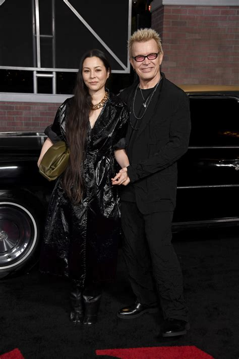 China Chow, Billy Idol - Billy Idol Photos - Zimbio