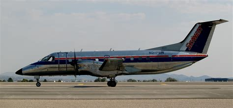 SkyWest retires the Embraer 120 - Airport Spotting