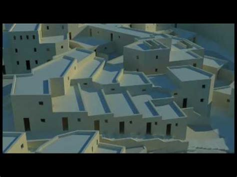 The Ancient City of Jericho 3D Animation - YouTube