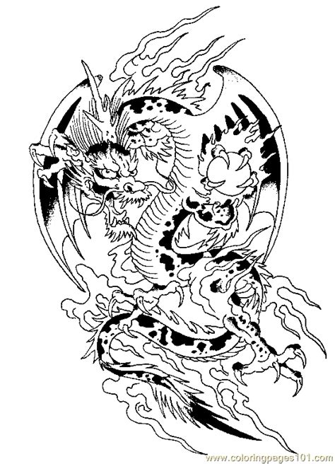 Medieval Dragon Coloring Pages - Coloring Home