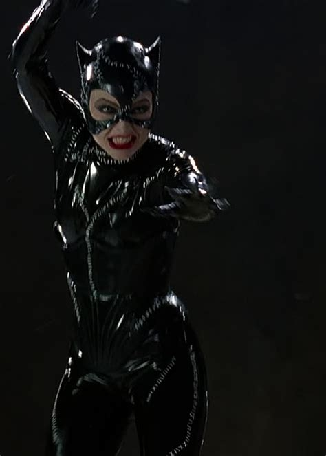 Catwoman - Michelle Pfeiffer - Batman Returns 1992 movie