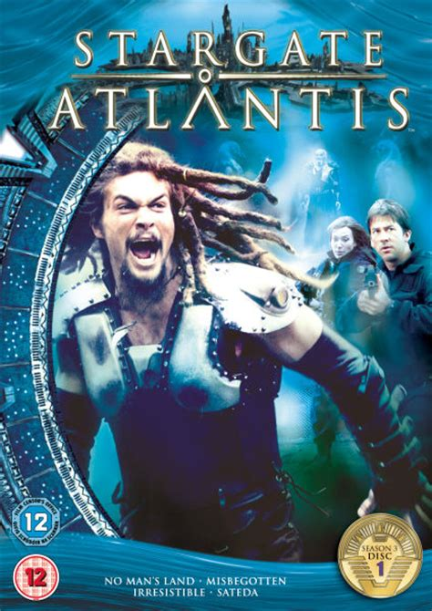 Stargate Atlantis - Season 3 Vol