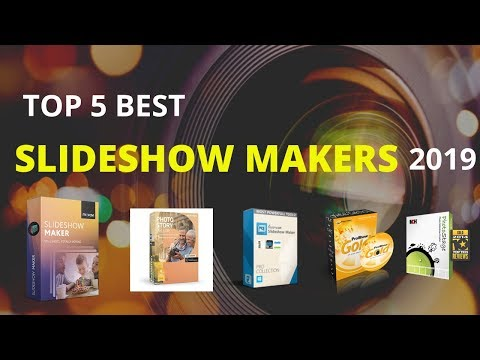 Slideshow Maker for Windows 10 - Free download and