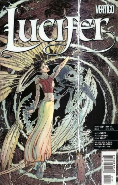 Lucifer #59 - The Breach, Part 1 of 3 (Issue)