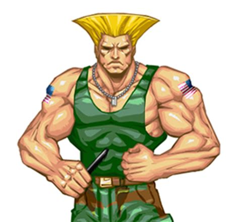 Guile | Street Fighter Hungary | FANDOM powered by Wikia