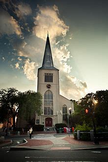 First Parish in Cambridge - Wikipedia