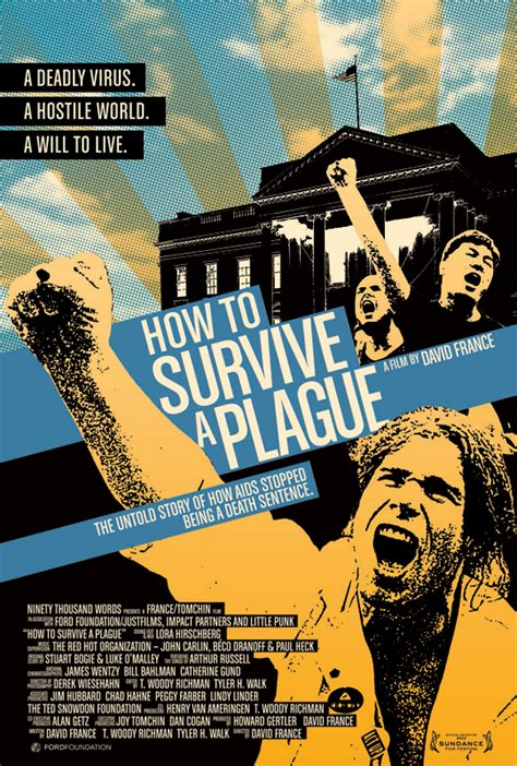 Second Trailer and Poster For 'How To Survive a Plague