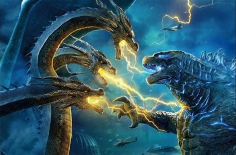 Movie Review - Godzilla: King of the Monsters (2019)