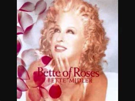 I Know This Town~~Bette Midler - YouTube