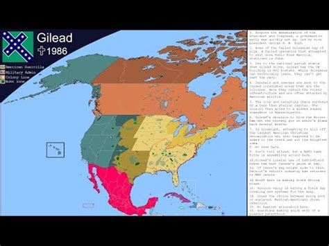 The Alternate Historian: Is This a Plausible Map of Gilead