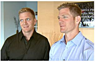 """HGTV's """"Never Were"""" Benham Brothers: We Turned A Gay Guy"""
