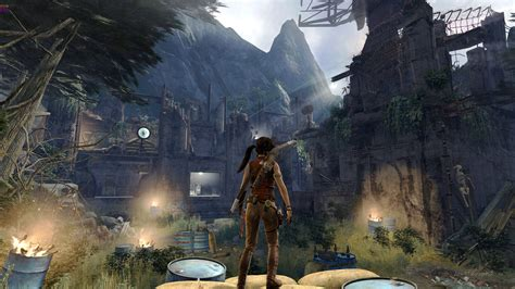 Tomb Raider 2013 some selected 10k and 15k screen shots