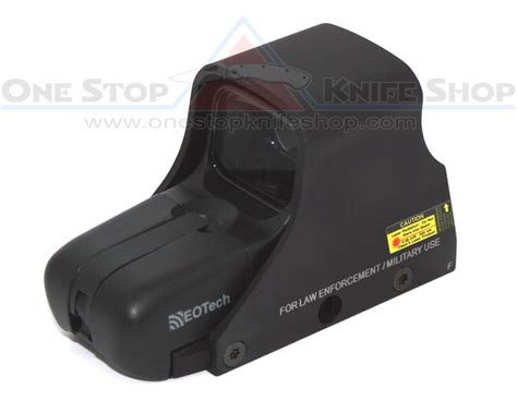DISCONTINUED EOTech 551 HOLOgraphic Weapon Sight