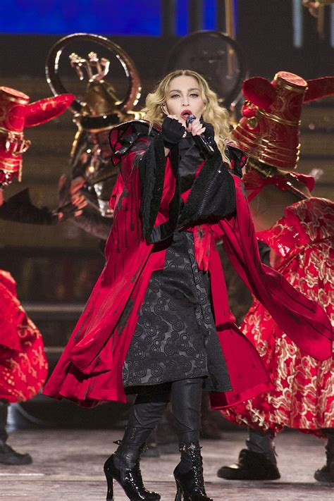 [Concert Review] Madonna Rebel Heart Tour at Madison