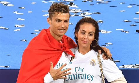 Is Cristiano Ronaldo about to welcome his fifth child