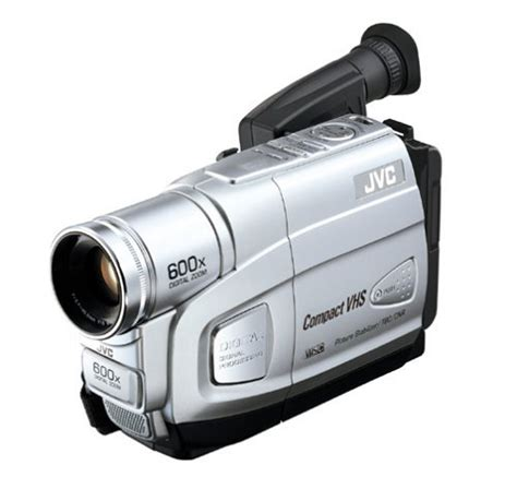 Trivia And Tips - What are the different Camcorder Formats