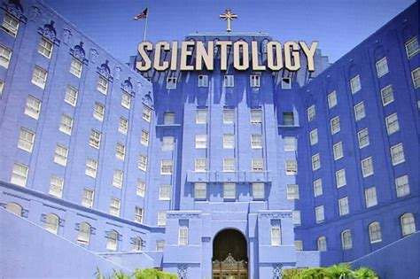 Hillary Clinton und die Scientology-Church
