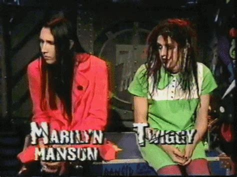 Marilyn Manson 90S GIF - Find & Share on GIPHY