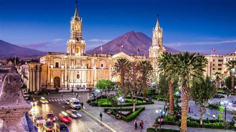 The Top 10 Things to See and Do in Arequipa, Peru