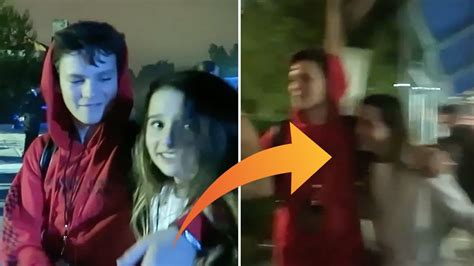 Annie LeBlanc & Hayden Summerall SPOTTED On Date Together