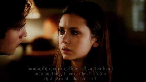 """Damon & Elena   """"I'm going to love you even after this is"""