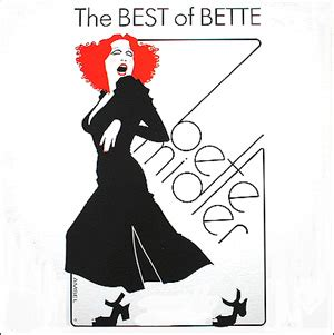 The Best of Bette (1978 album) - Wikipedia