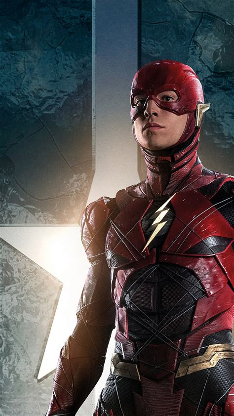 Wallpaper The Flash, Justice League, HD, 2017, Movies