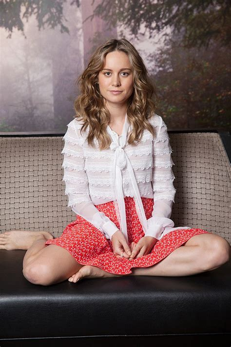 Actress Brie Larson of 'Room' poses for a portrait at the