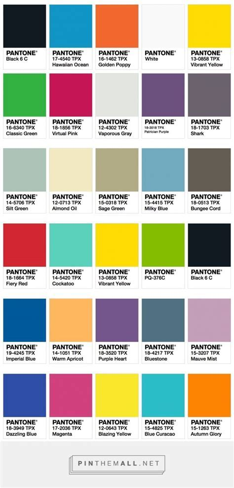 Pantone fashion colours 2020 — the top 12 colors mentioned