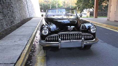 1949 Buick Roadmaster Convertible for sale - YouTube