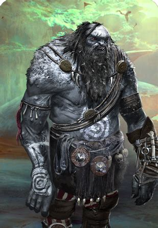 Ice Giant (gwent card) - The Official Witcher Wiki