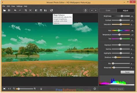 Movavi Photo Editor 5 Free Download